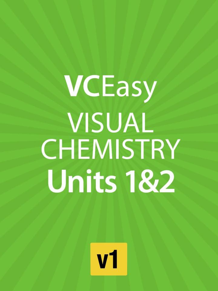 VCEasy Visual Chemistry cover v1