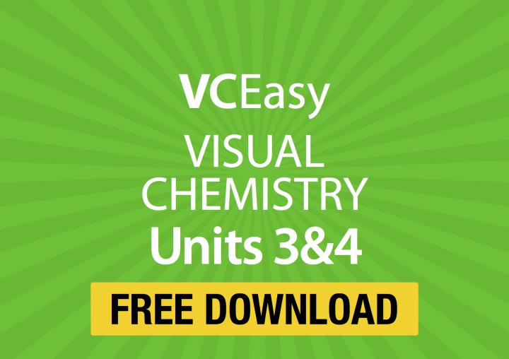 VCEasy Visual Chemistry 3&4 Student booklet v1